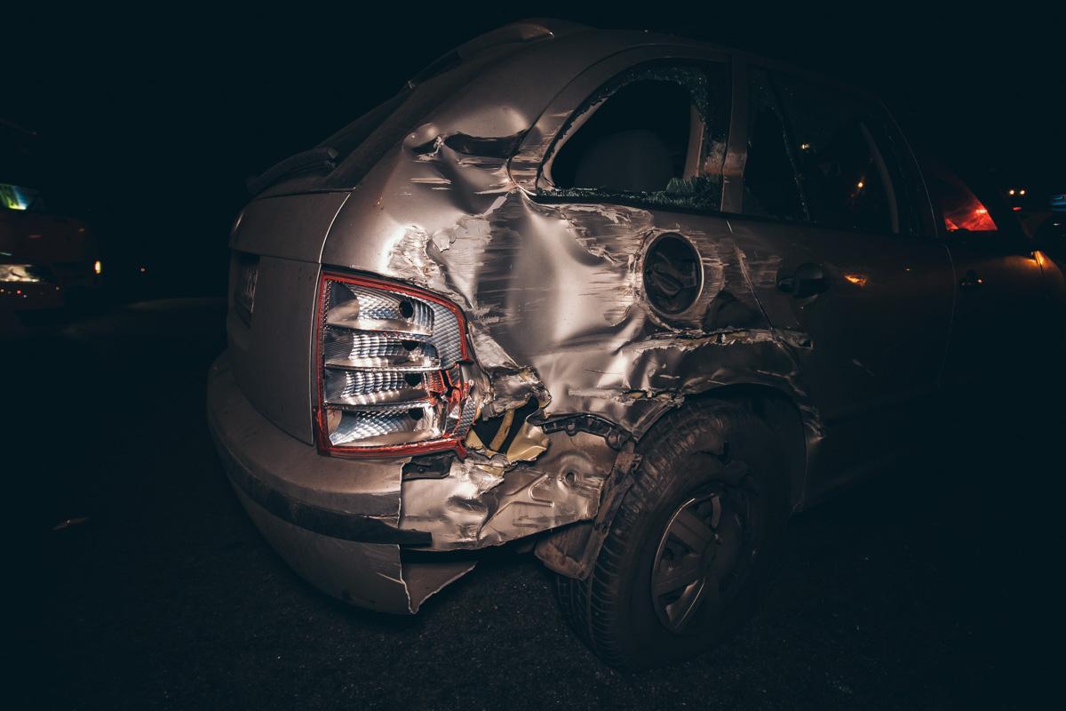 Предварительная причина ДТП - отказ тормозов у МАЗа