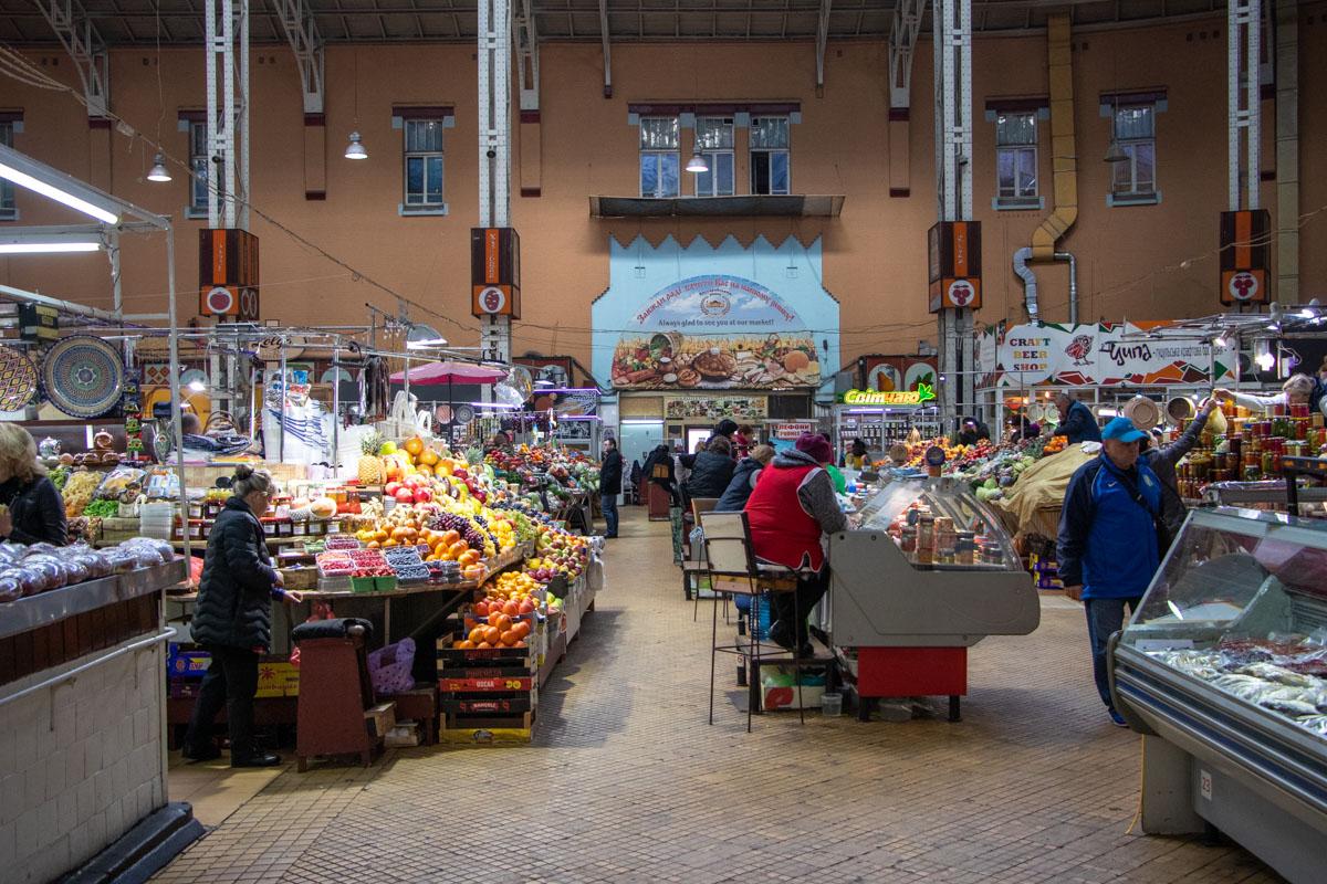 Кажется, более чем вековая история знаменитого рынка не закончится еще очень долго