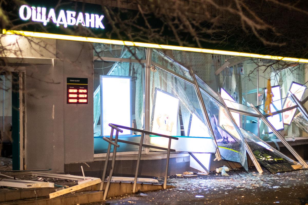 На Русановке ранним утром прогремел взрыв