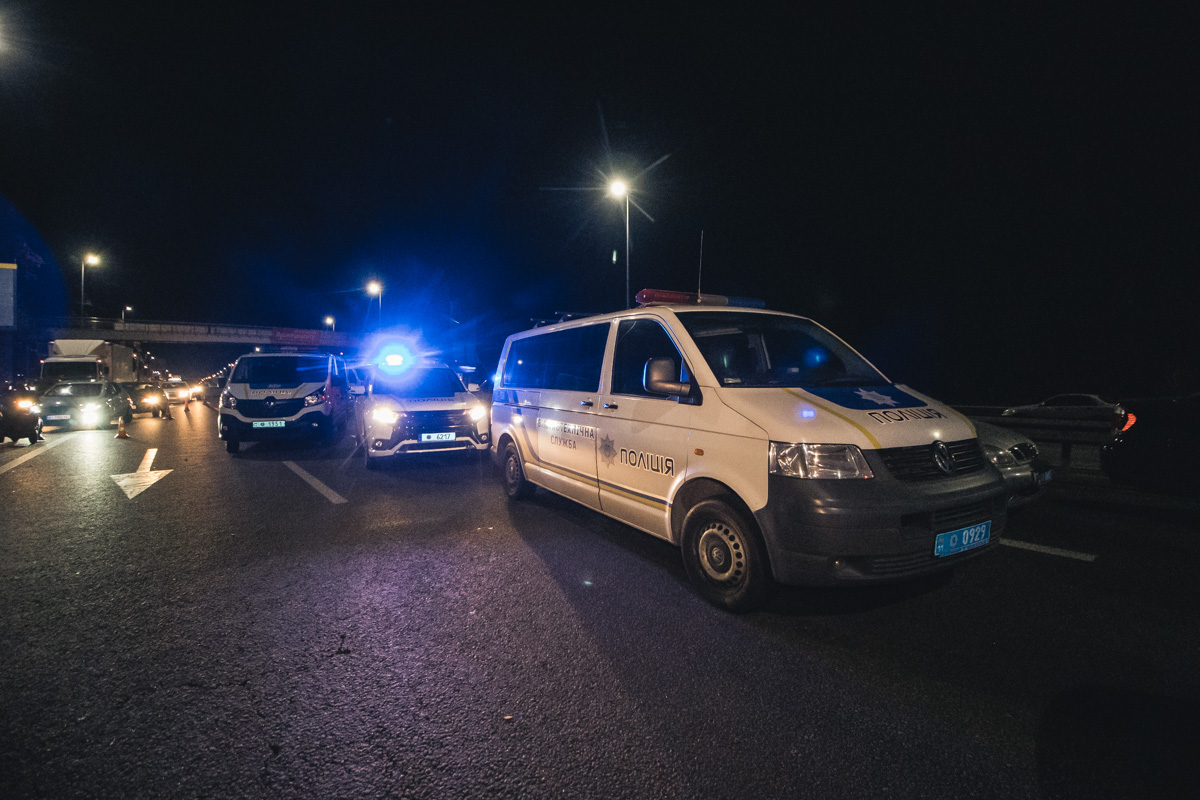 Полиция ввела в Киеве и области план «Сирена»