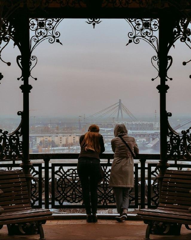 На этот город можно смотреть вечно... Фото:@fantakr