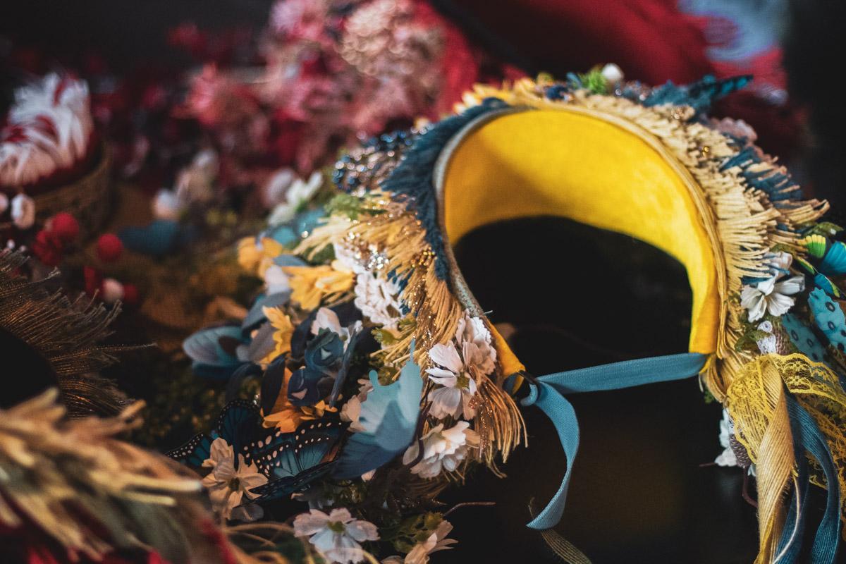 """Эти головные уборы мы увидим на Маргарите Паше на """"Мисс Мира 2019"""""""