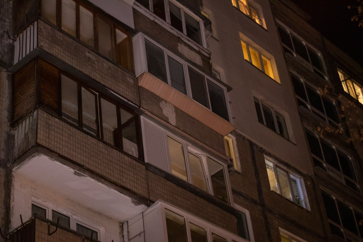 В субботу, 23 ноября, в Киеве по адресу улица Березняковская, 16а жителей дома испугал взрыв