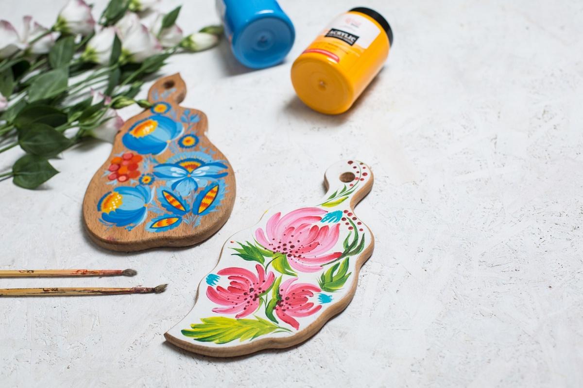 Каждый украинец знает о петриковской росписи. А что на счет научиться?