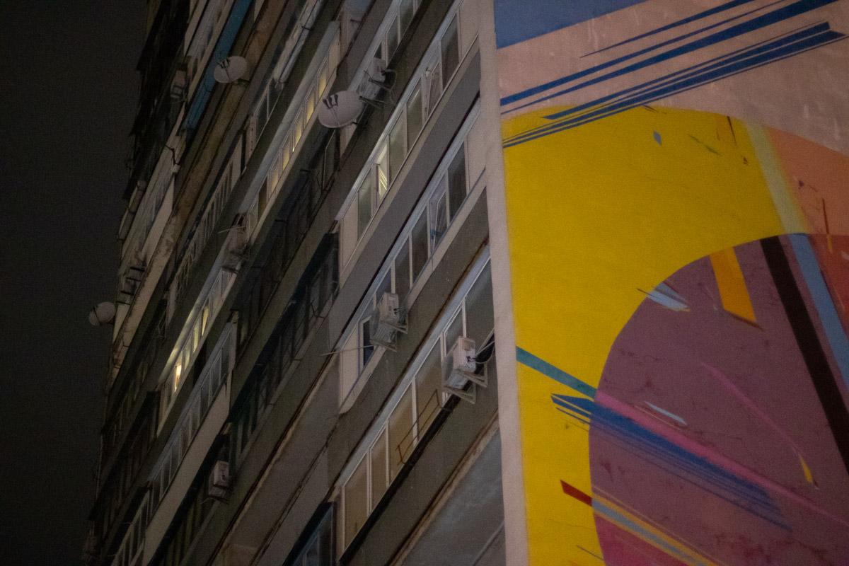 Горела двухкомнатная квартира на 14 этаже 16-этажного дома