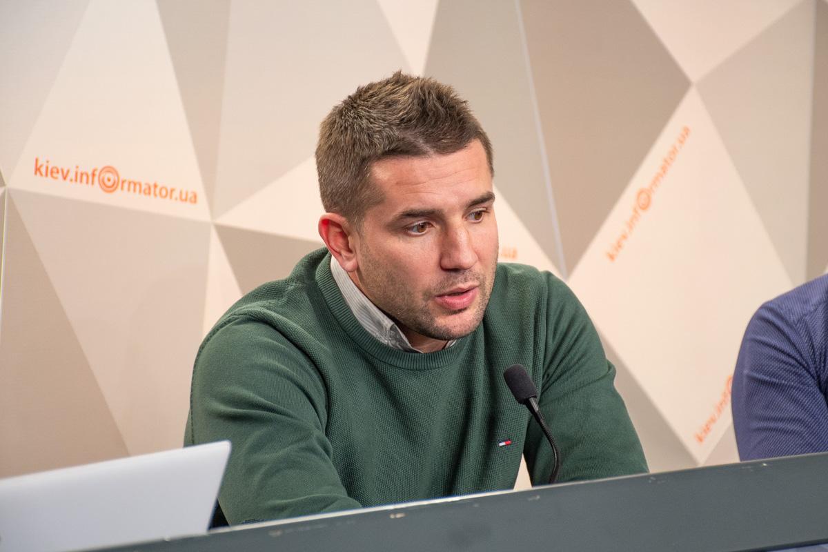 Среди прочего, Евгений Васильцов поделился успехами схожей системы в Днепре