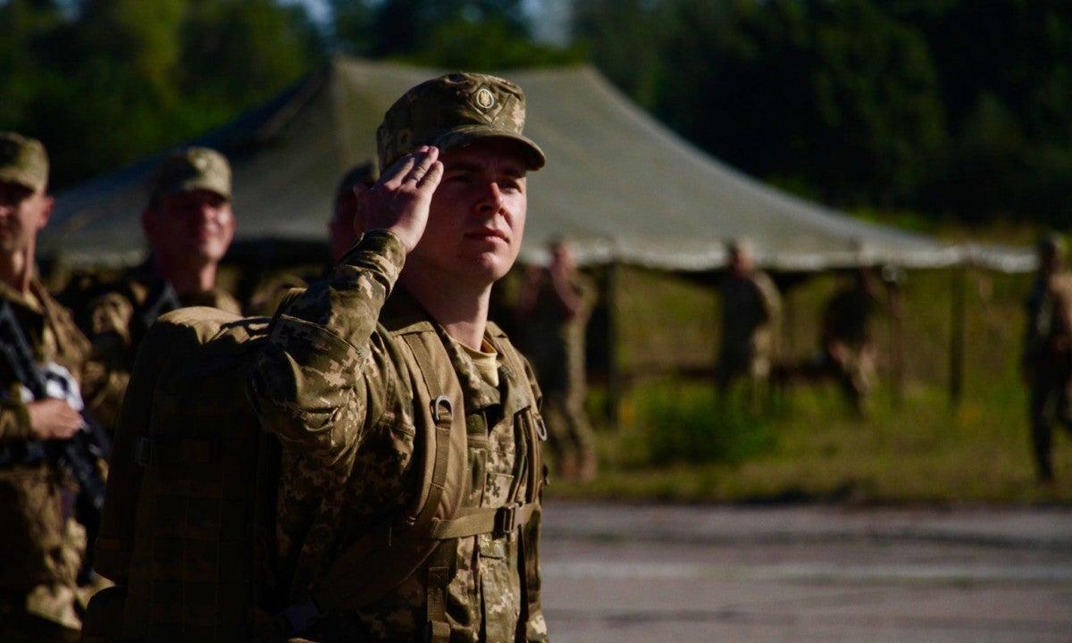Новая система званий должна приблизить украинскую армию к стандартам НАТО