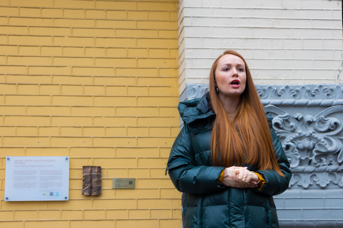 """В воскресенье, 17 ноября, в самом центре Киева появилась новая скульптурка """"Шукай"""""""