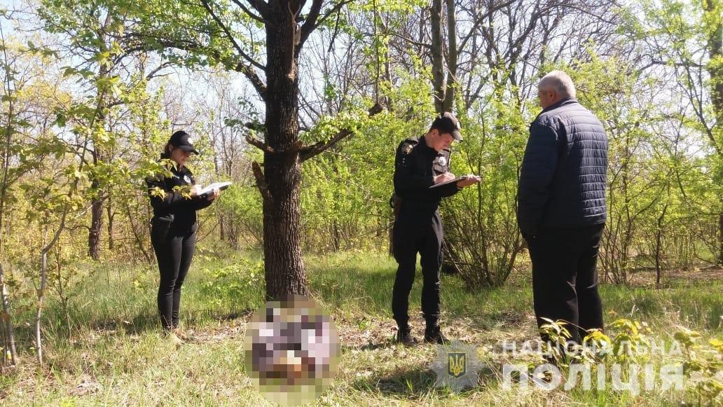 Тело школьницы нашли в лесополосе на территории Лиманского района