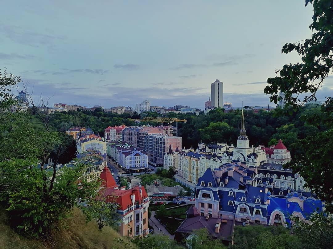 А завершим мы подборку ярким и европейским снимком Киева, которым нас порадовала @katrin_gayduk