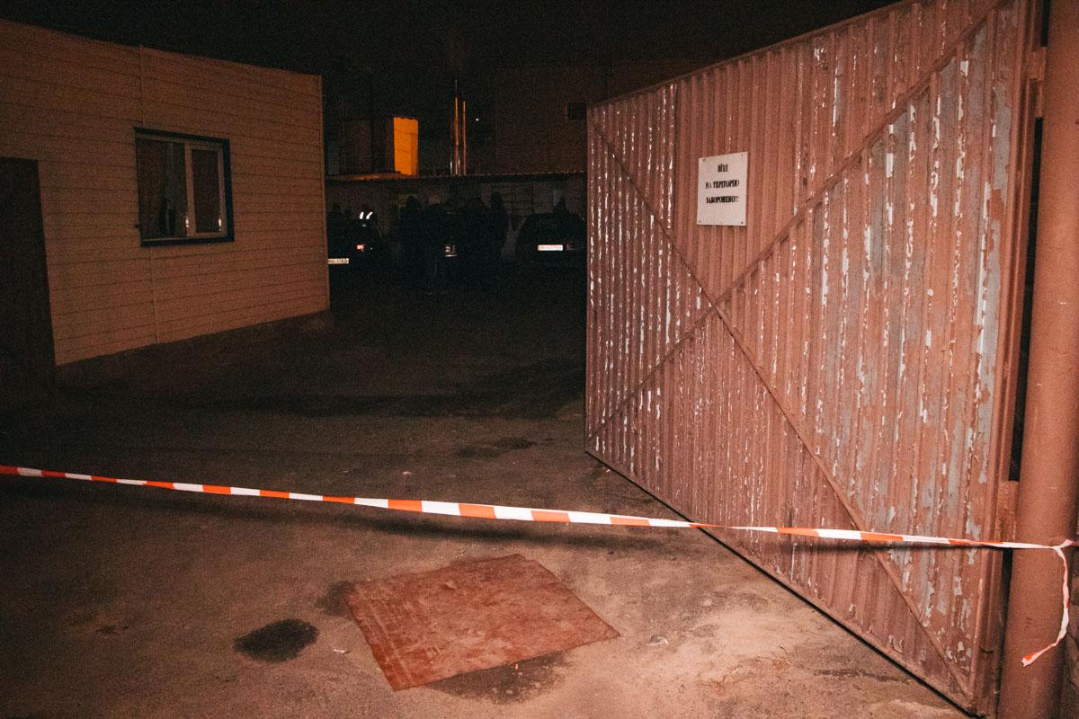 В результате инцидента погибли двое мужчин