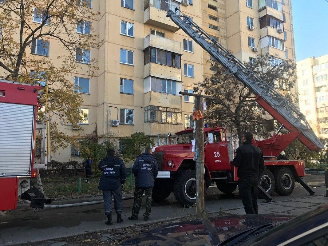 На ликвидацию возгорания направили подразделения пожарных