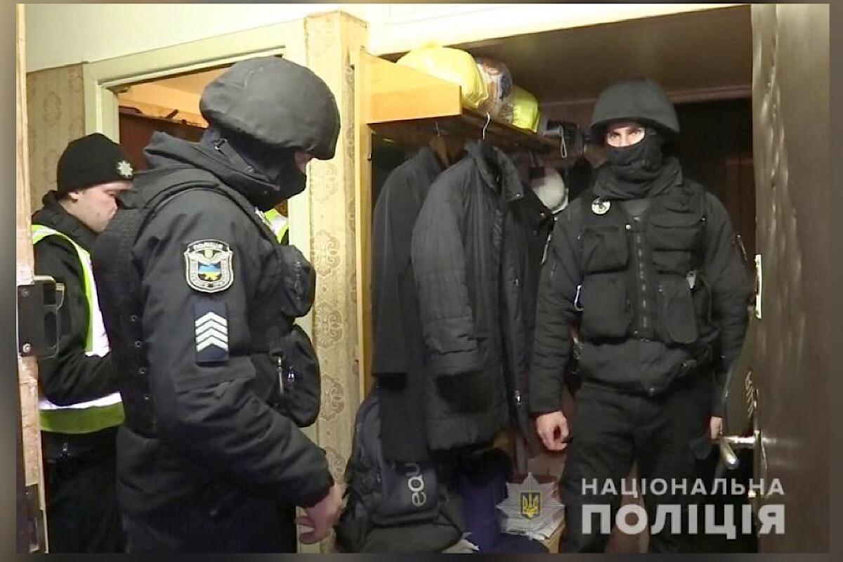 Правоохранители открыли уголовное производство против стрелявшего