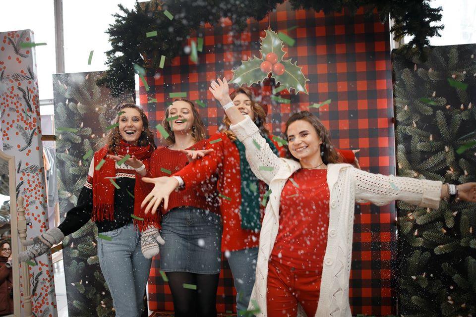 Рождественскую барахолку просто невозможно пропустить!