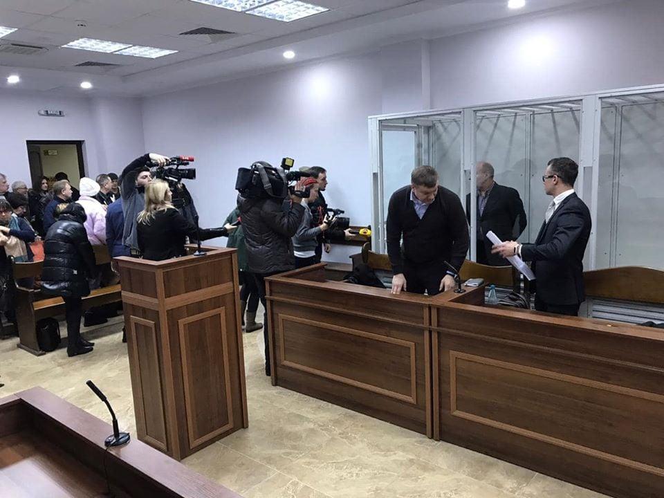 В Киеве суд приговорил к 13 годам тюрьмы убийцу ветерана АТО