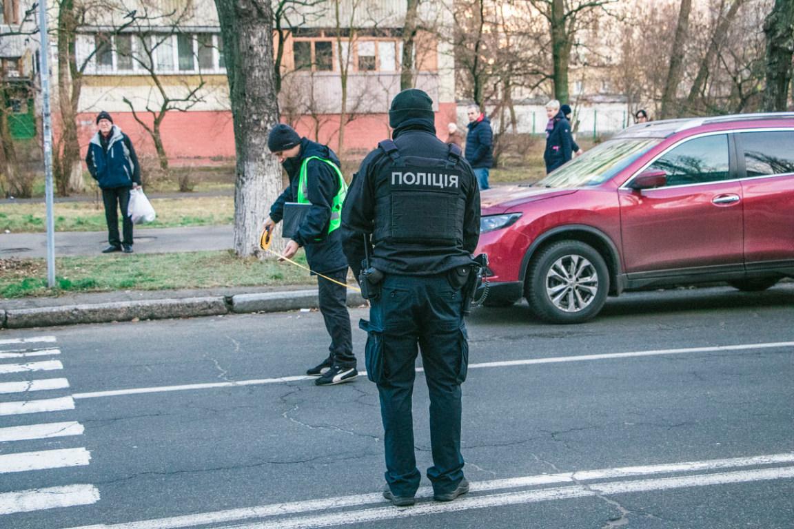 На месте работали полиция, медики и следственно-оперативные группы