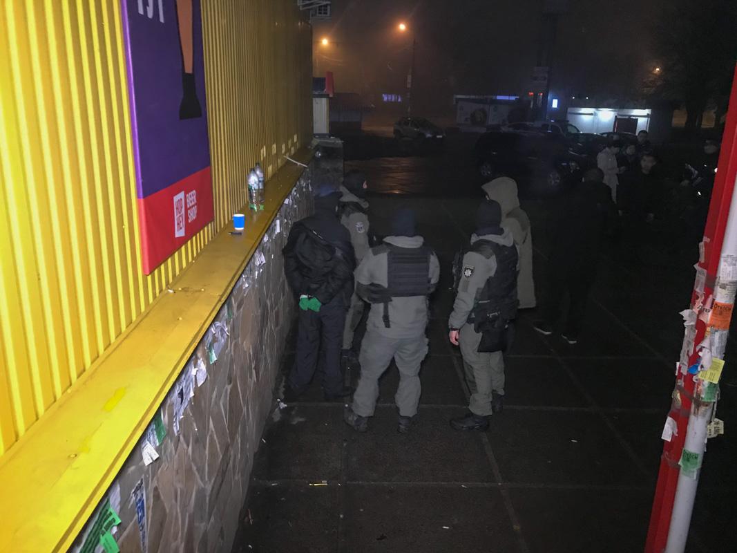Задержание проводили спецназовцы полка полиции особого назначения