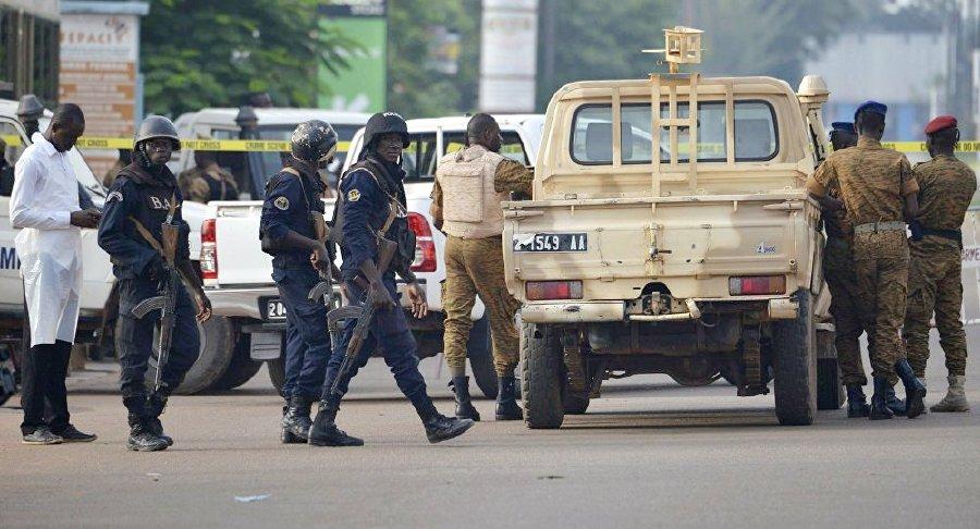 В Буркина-Фасо напали на церковь: погибли 14 человек