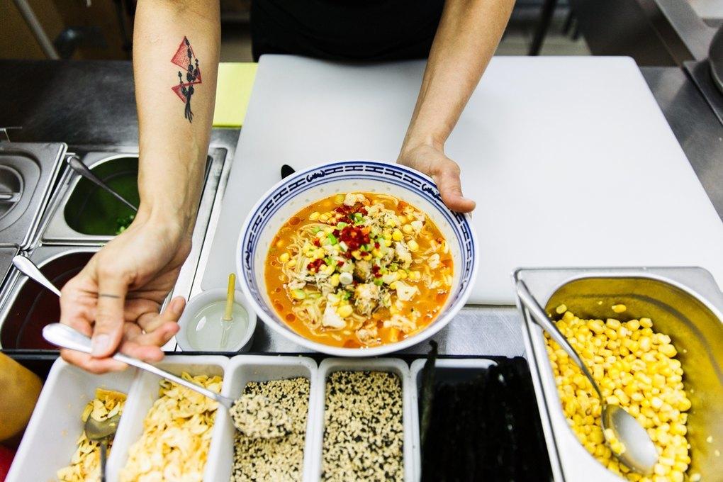 До конца 2020 года в Киеве появятся сразу две новых раменных от Food vs Marketing