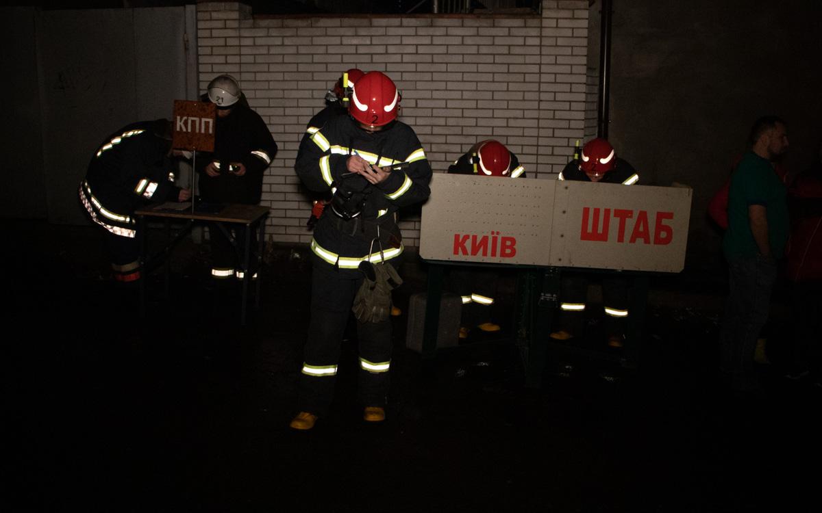 Площадь возгорания составила не более 10 квадратных метров