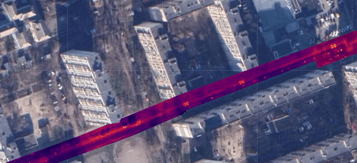 Теперь тепло жителей Киева под зорким оком дронов