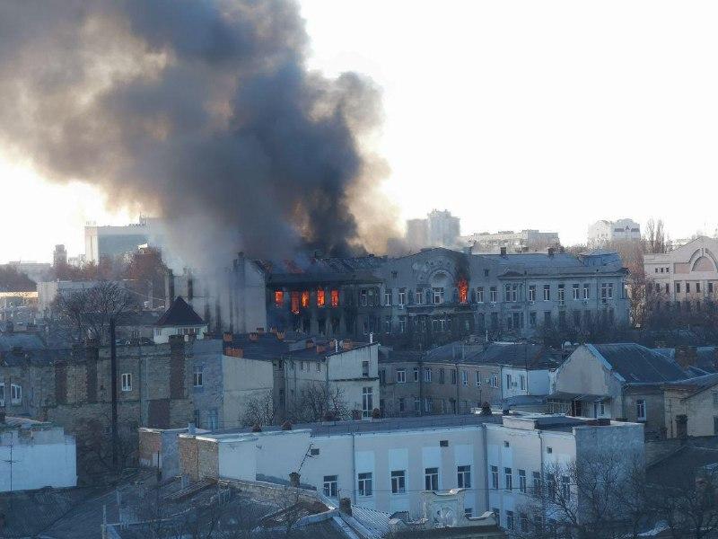 В результате пожара погибла женщина - преподавательница колледжа