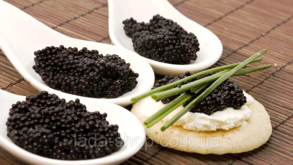 В Украине можно найти черную икру только от пяти производителей