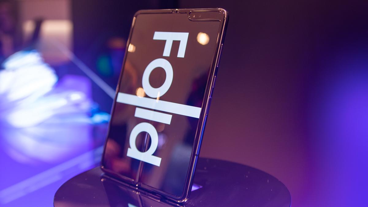Samsung в Киеве представил новый смартфон