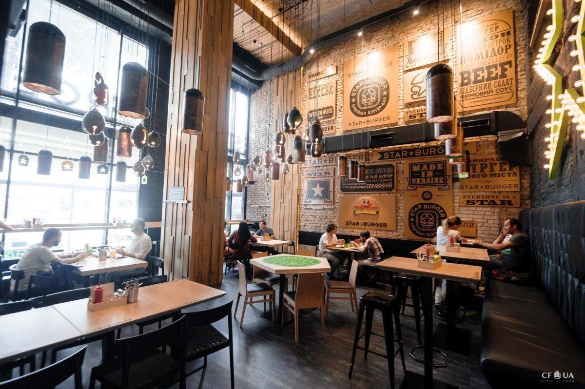 Star Burger изменится в пользу простоты и доступности