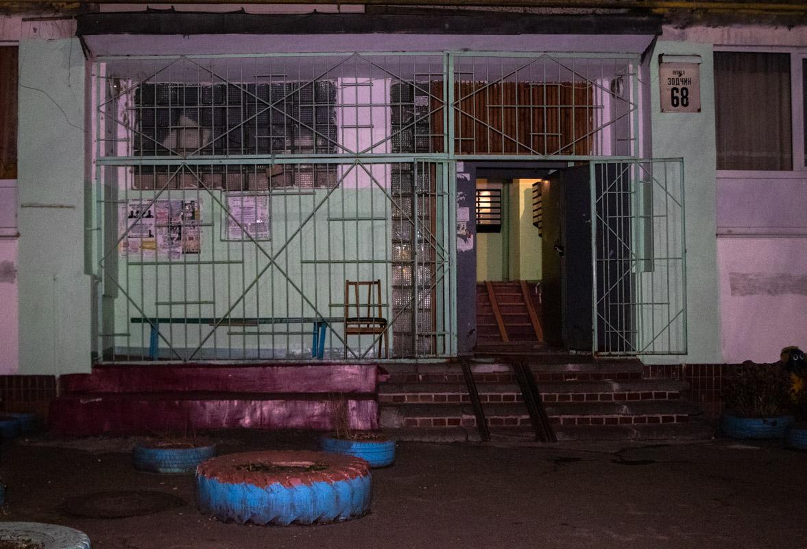 В ночь на 6 ноября в полицию обратилась женщина и заявила о жутком происшествии