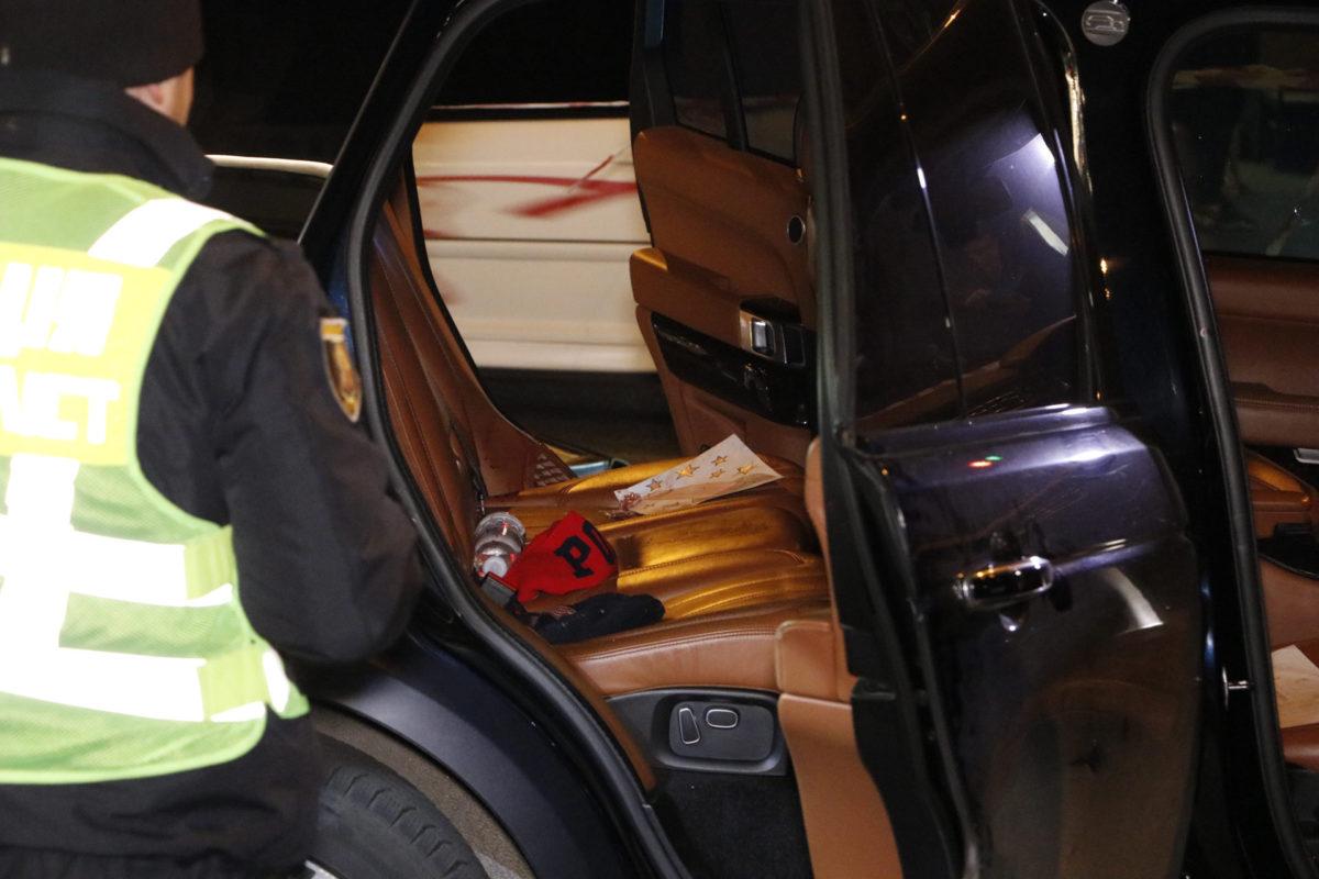 В салоне автомобиля погиб ребенок