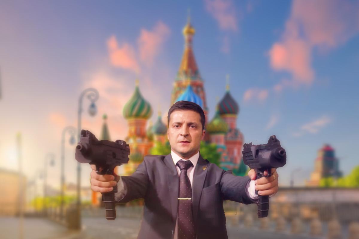 Зеленский станет президентом на экранах российского ТВ
