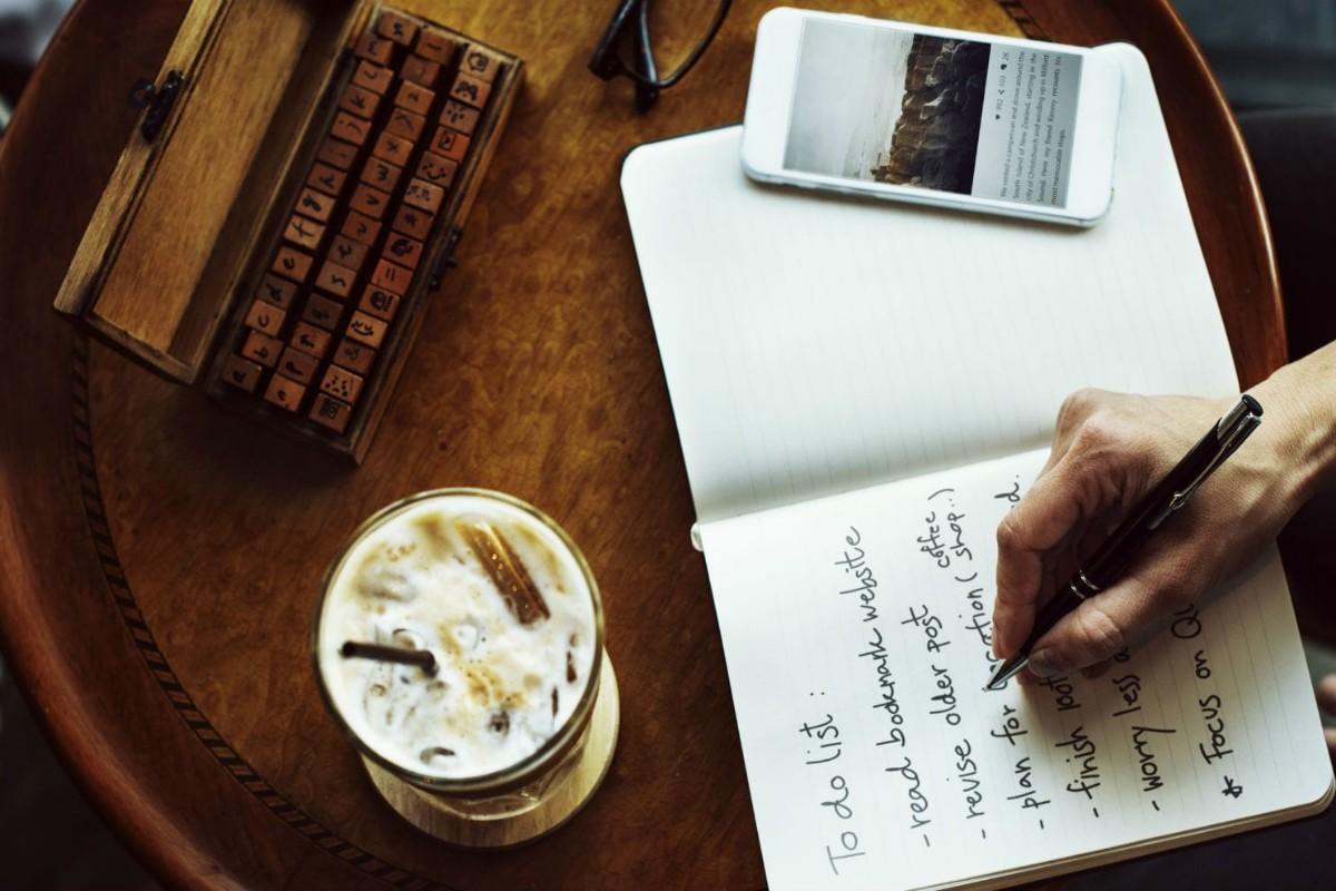Создайте свой to do list