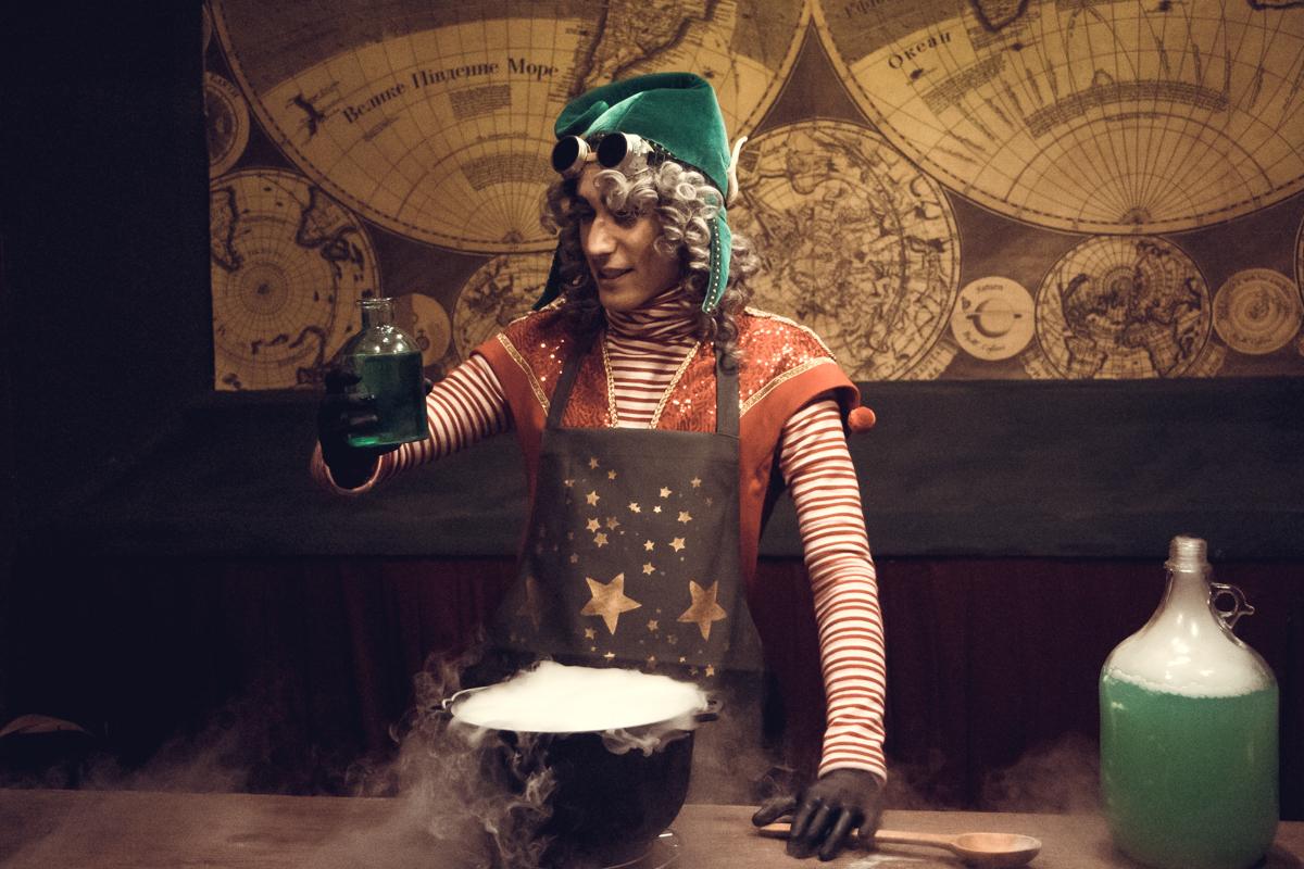 Главная премьера сезона — новогодняя сказка «Winterra