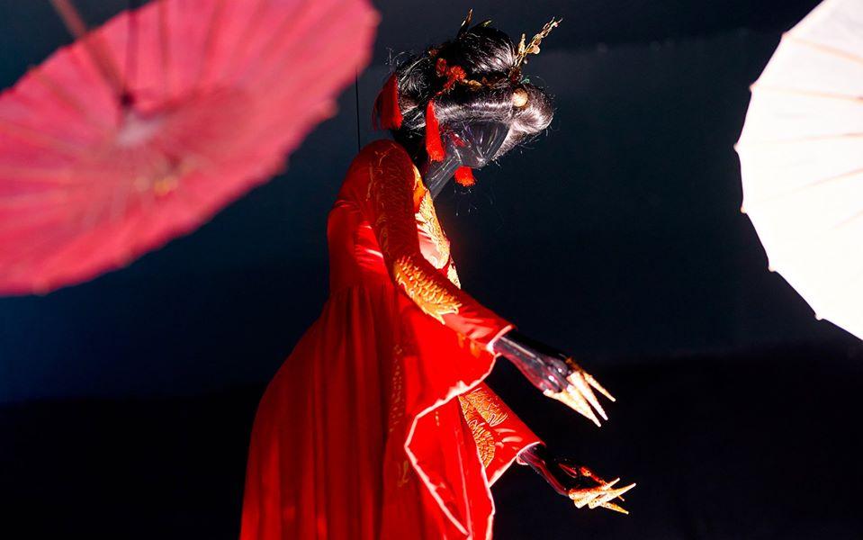 Совершенно новый для Украины масштабный проект — выставка костюмов Магия кино
