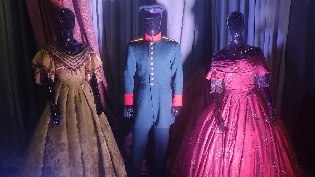 FILM.UA Group представляет совершенно новый для Украины масштабный проект - выставку костюмов «Магия кино»