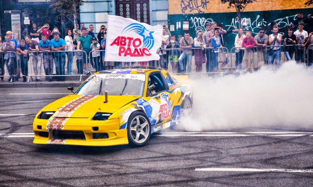 В апреле Киеве пройдет высокоуровневое автомобильное ралли