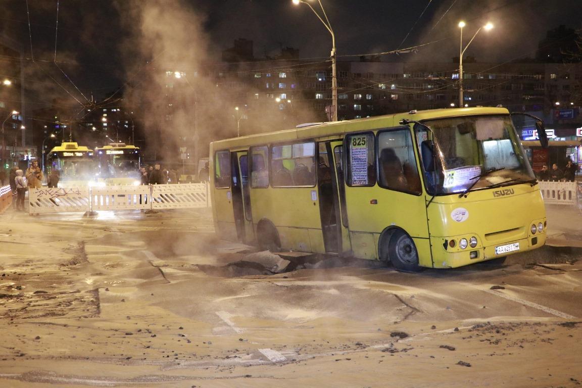 Последствия аварии в полном масштабе будут известны завтра