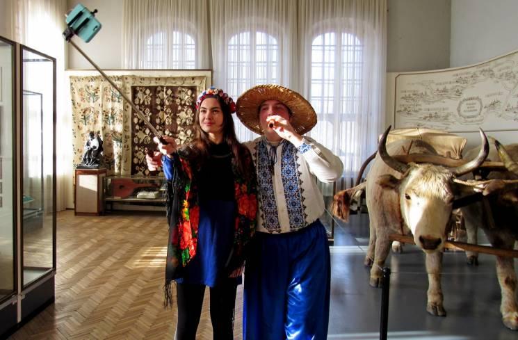 """Большинство музеев Киева 15 января присоединятся к международному флешмобу """"День селфи в музее"""""""