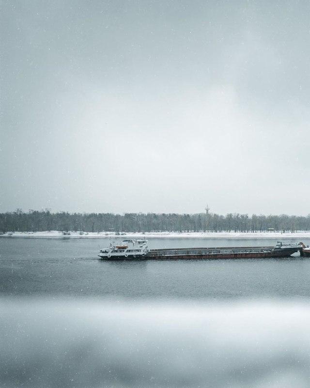 @zhukevych нашел тот самый зимний ракурс