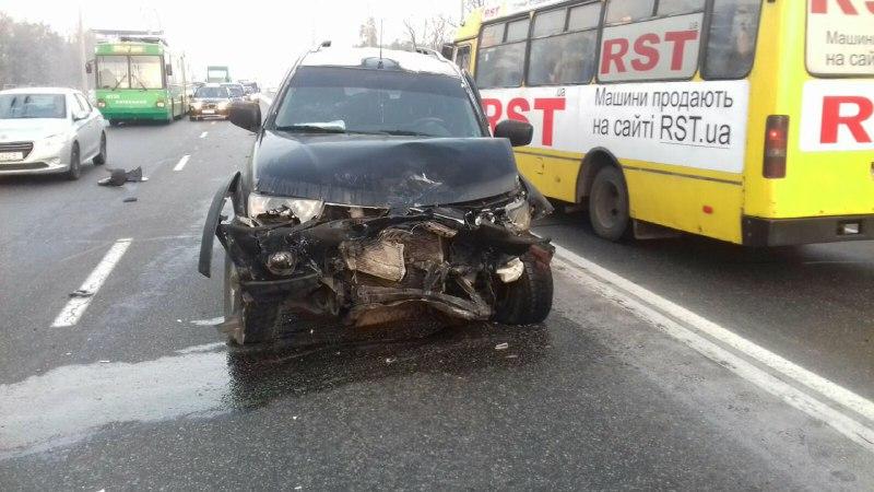 К сожалению, водитель Ford погиб на месте