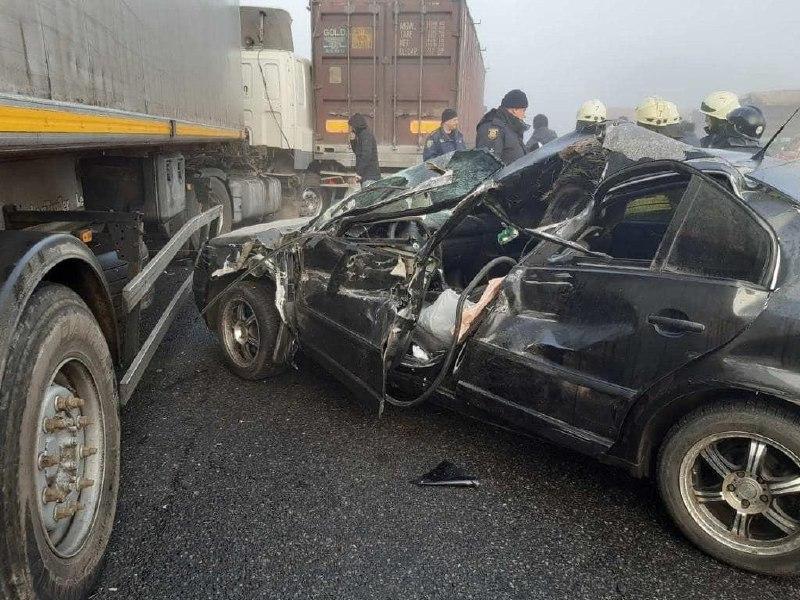 Еще два человека госпитализированы -пассажирка автобуса и водитель «Skoda»