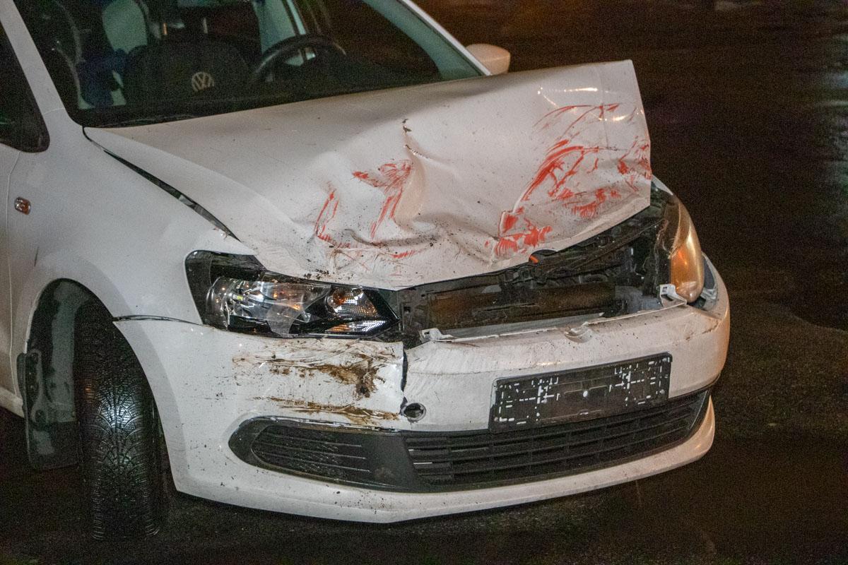 """ДТП произошло потому что водитель иномарки """"не предоставила преимущество движения трамваю"""""""