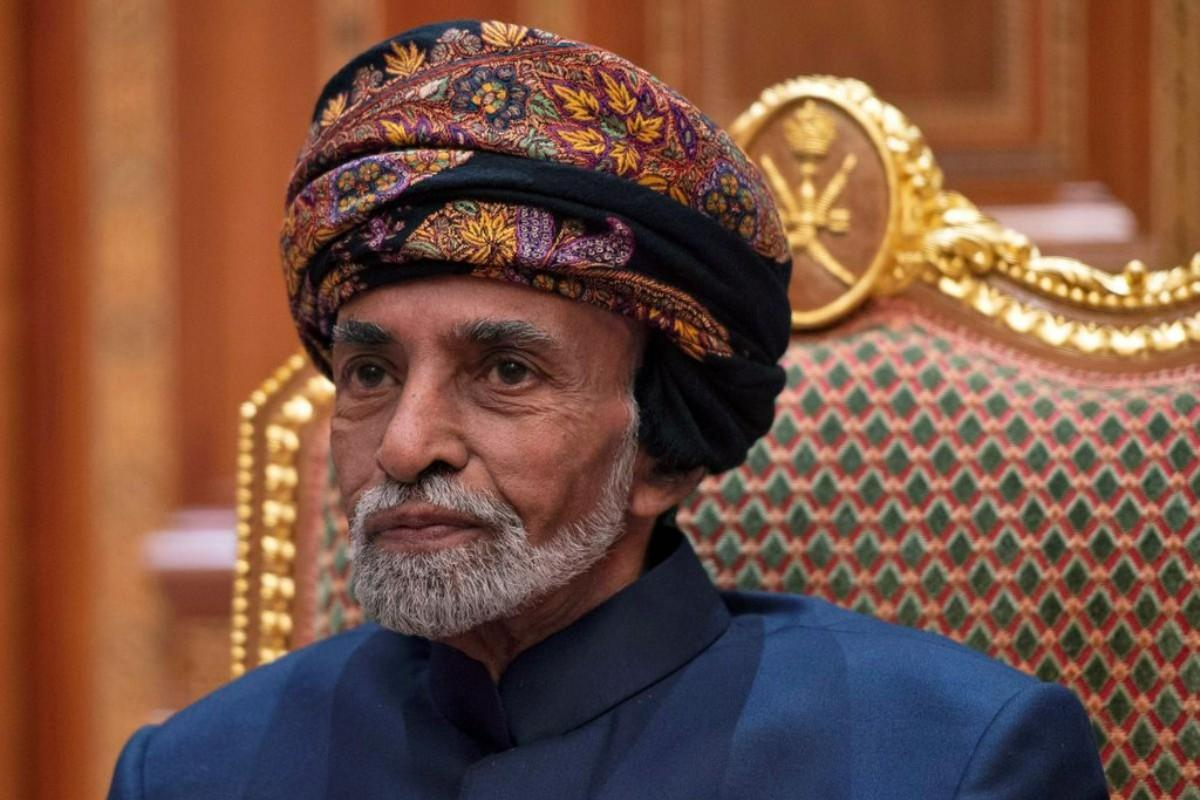 Умер султан Омана Кабус бен Саид