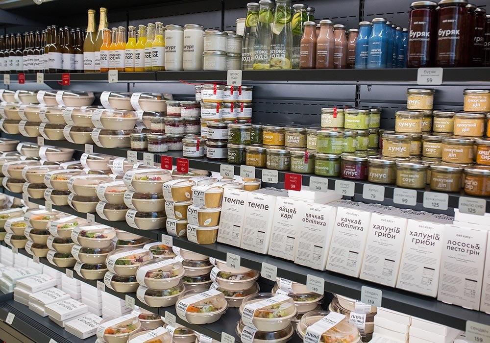 Eat Easy, заведение со здоровой пищей, открылось на Шота Руставели