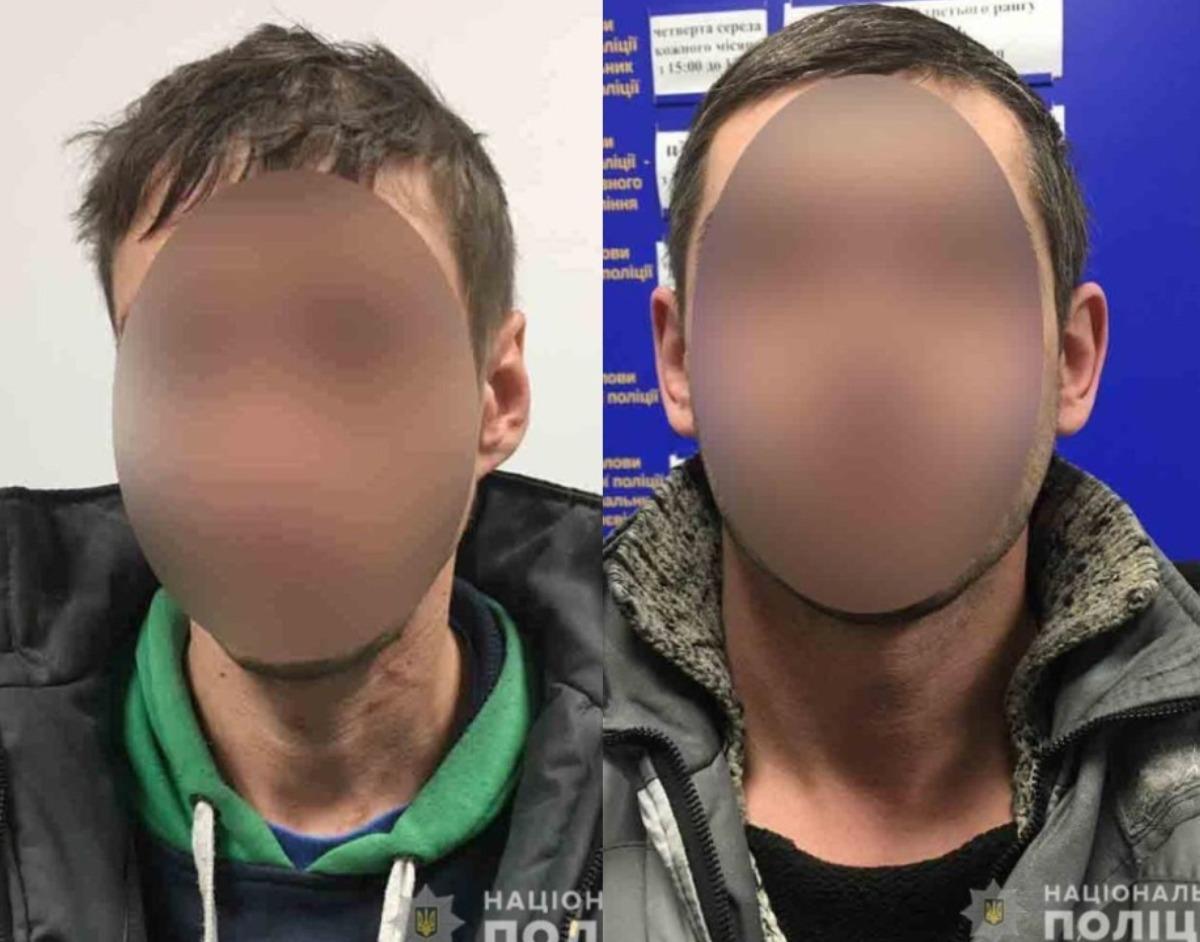 Правоохранители установили трех злоумышленников