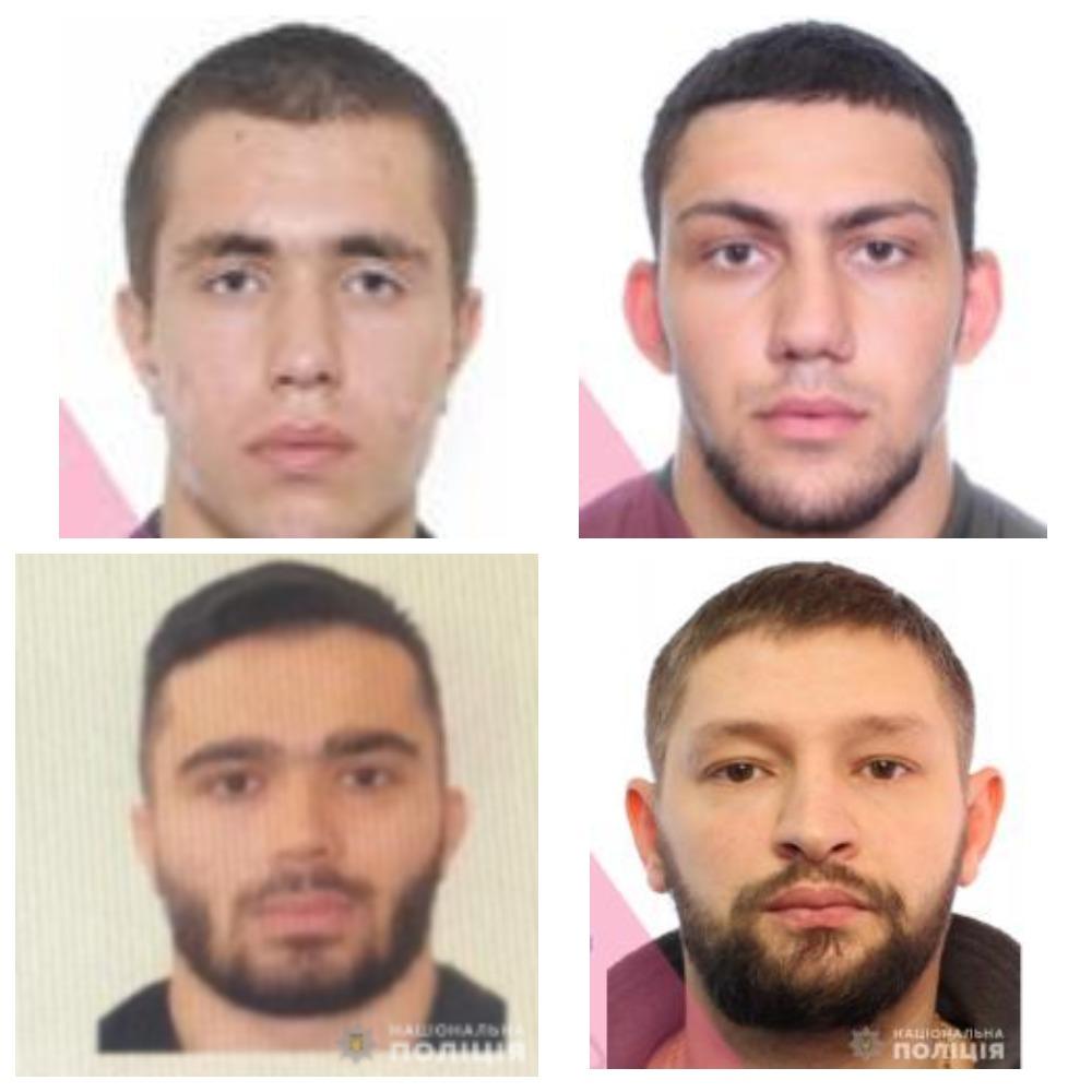 Из восьми участников банды трое уже находятся под стражей