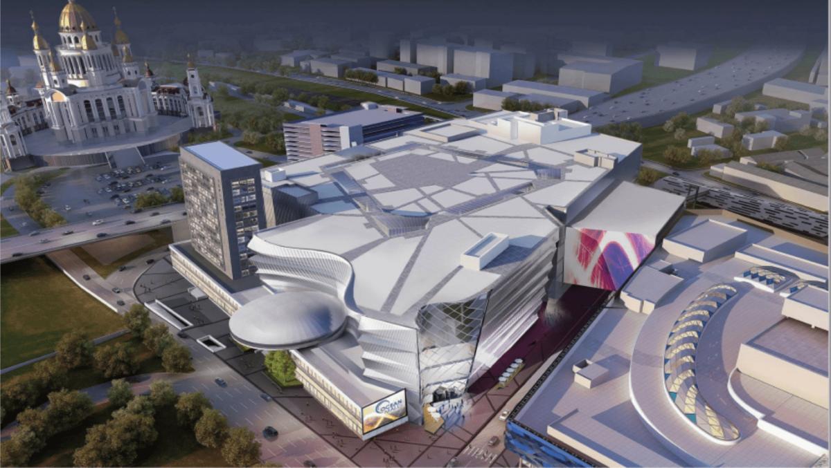Ocean Mall - еще один из ТРЦ-долгостроев