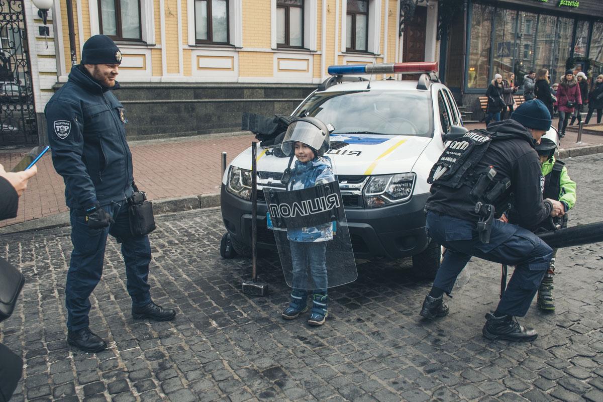 Владимирская улица превратилась в настоящий праздник
