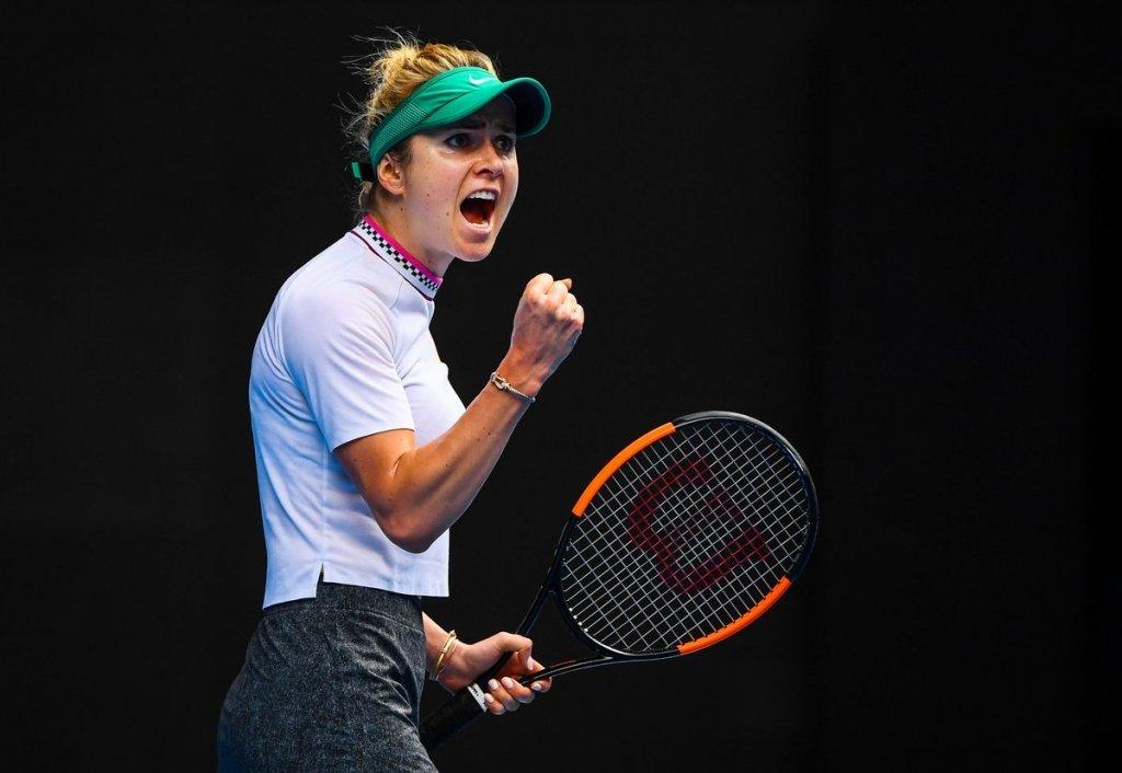Элина Свитолина уже вышла на четвертое место в live-рейтинге WTA